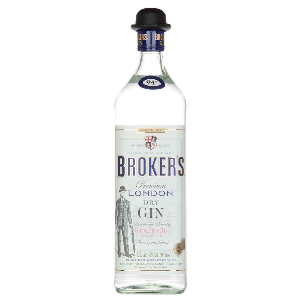 FWX SPIRIT REVIEWS BROKERS GIN