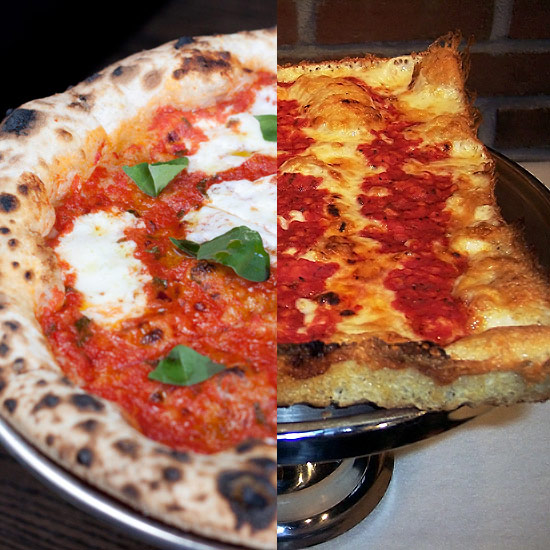 FWX SQUARE VS ROUND PIZZA
