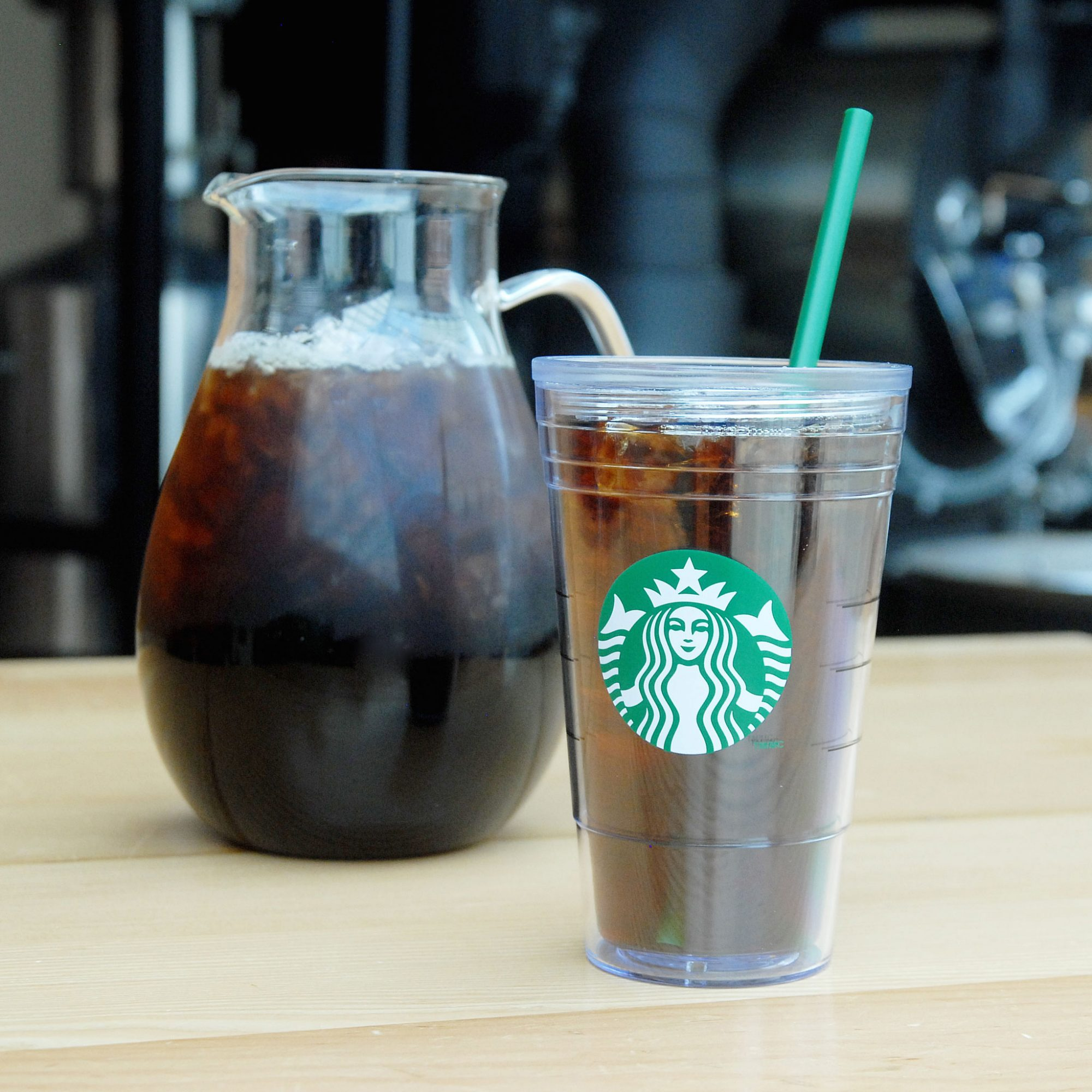 FWX STARBUCKS COLD BREW