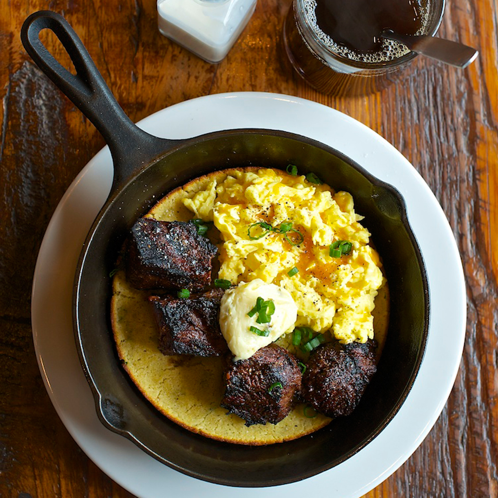 FWX TASTY N SONS STEAK AND EGGS