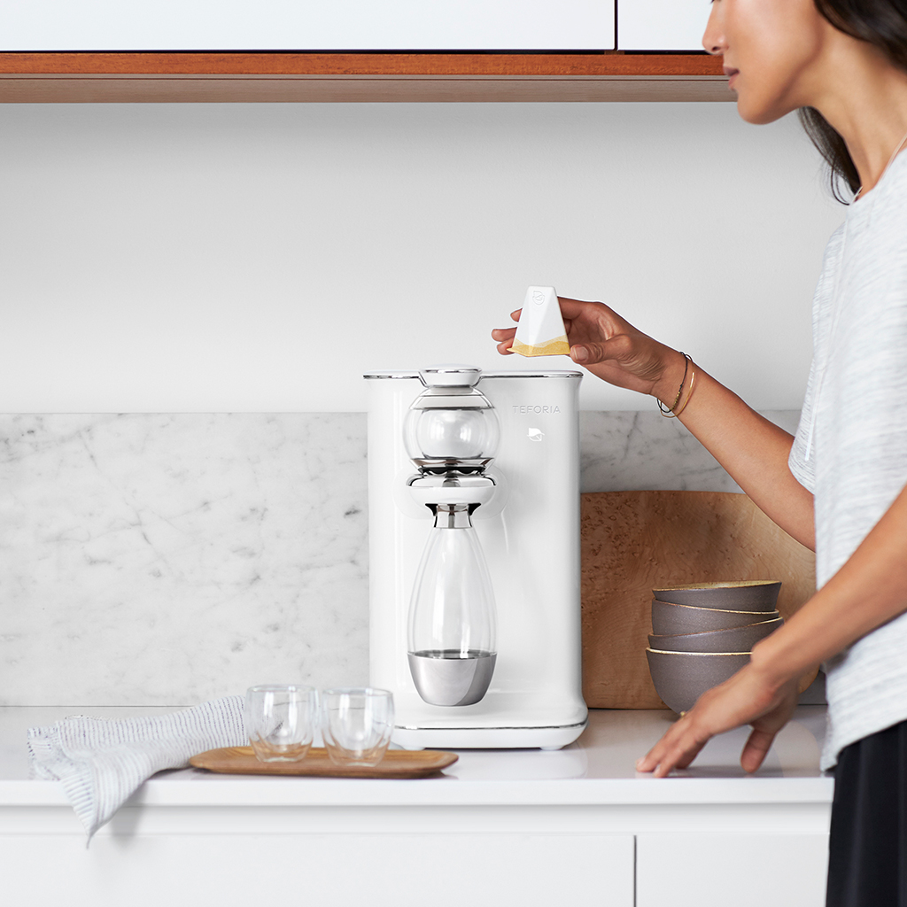 FWX TEFORIA INFUSER KITCHEN SCANNING