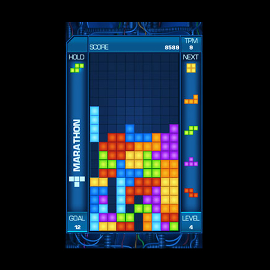 Need to Stick to Your Diet? Try Playing Tetris