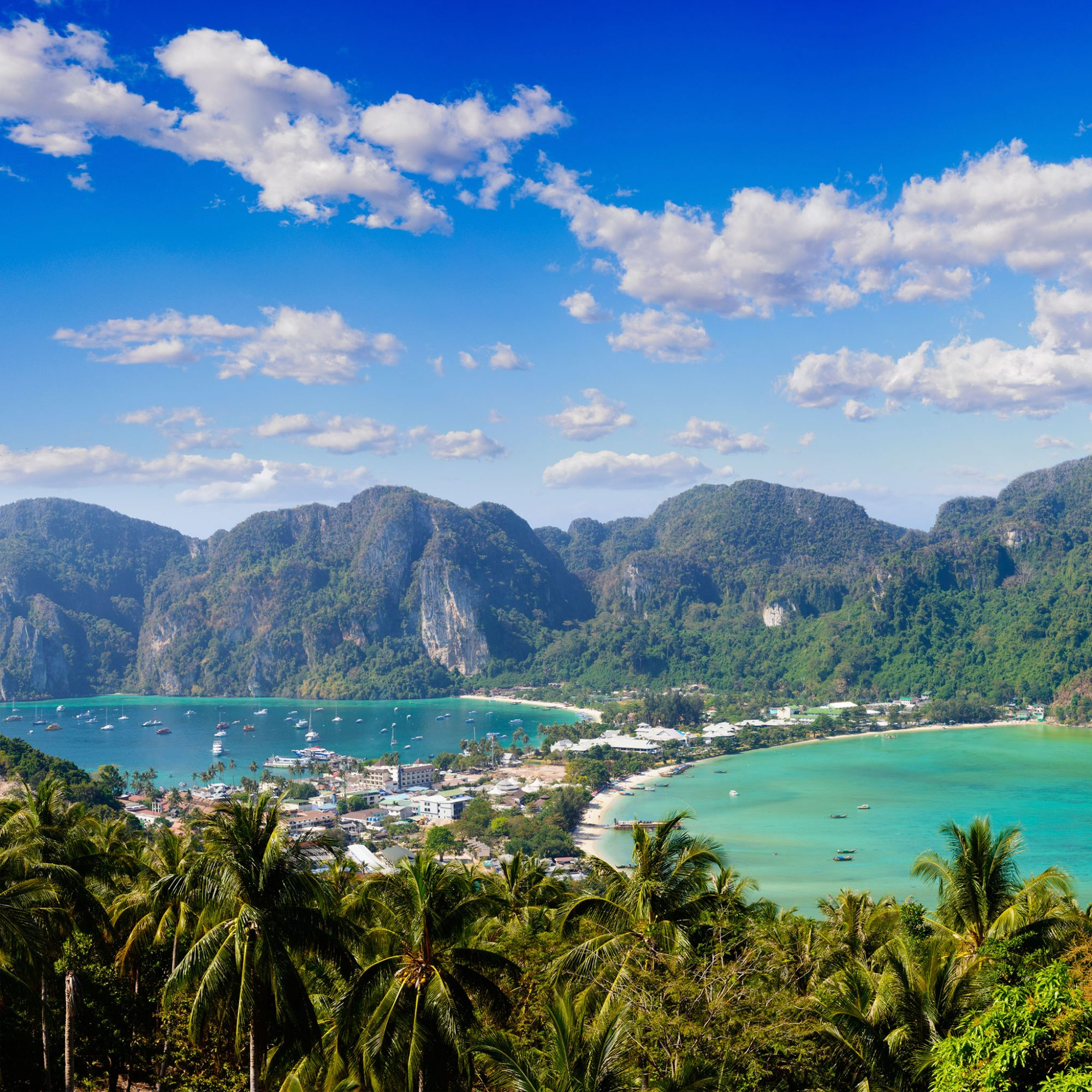 FWX THAI ISLANDS QUIZ KOH PHI PHI