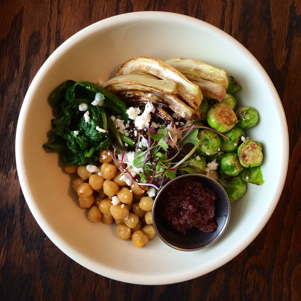 FWX THE DIMES QUINOA BOWL