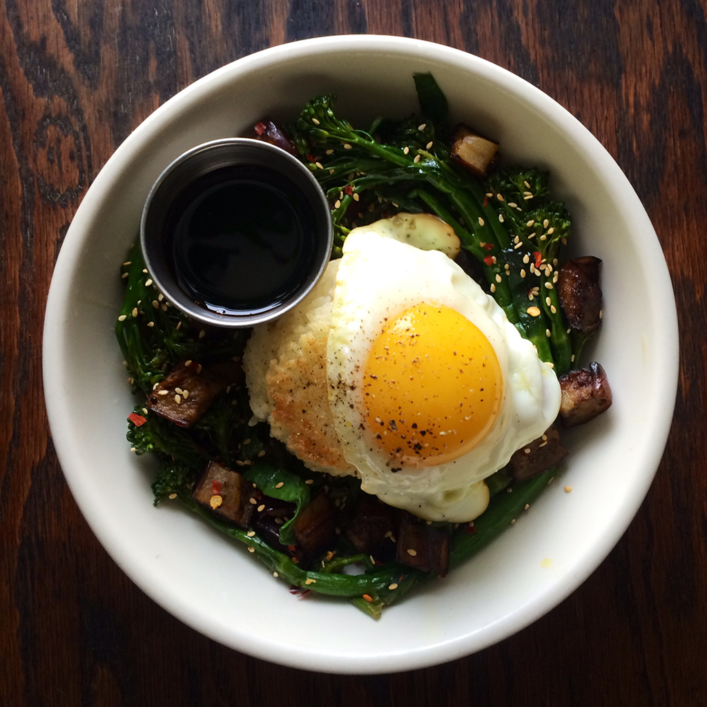 FWX THE DIMES RICE BOWL