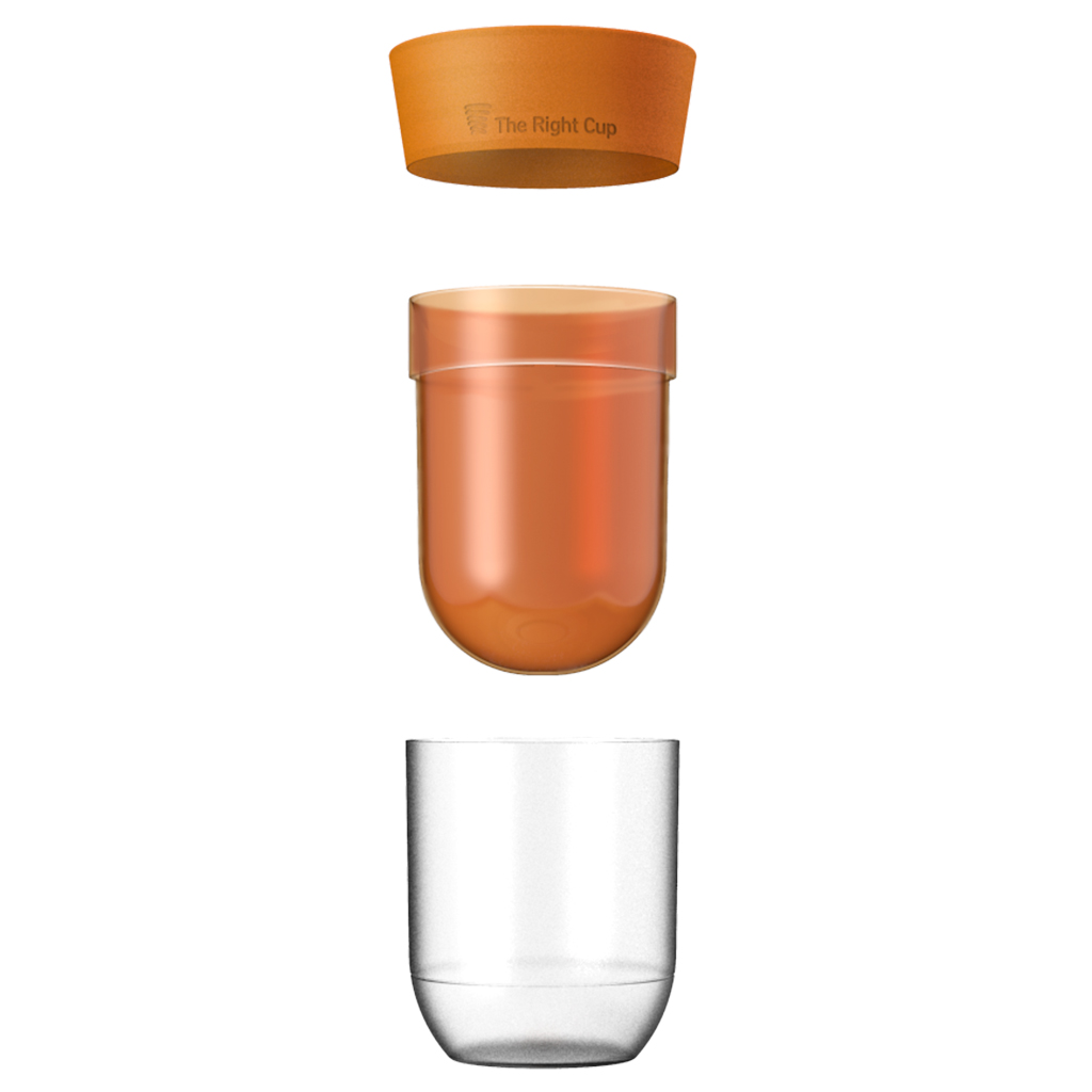 FWX THE RIGHT CUP PARTS