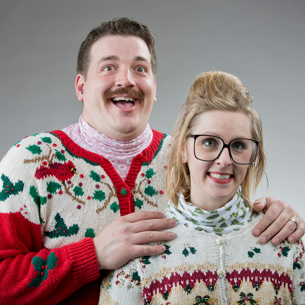 FWX UGLY HOLIDAY SWEATERS
