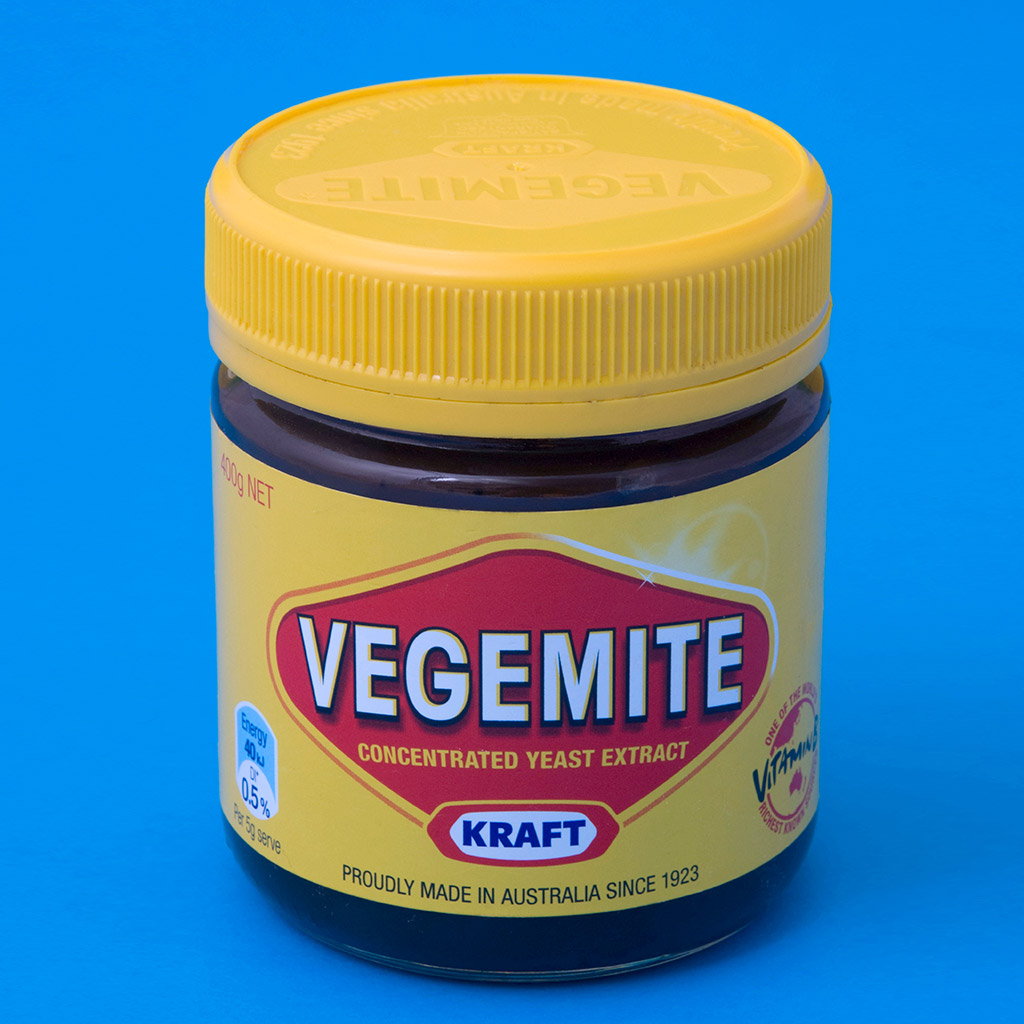 FWX VEGEMITE AND CADBURY