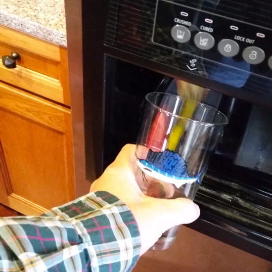 FWX VIDEO CANDY FROM ICE DISPENSER