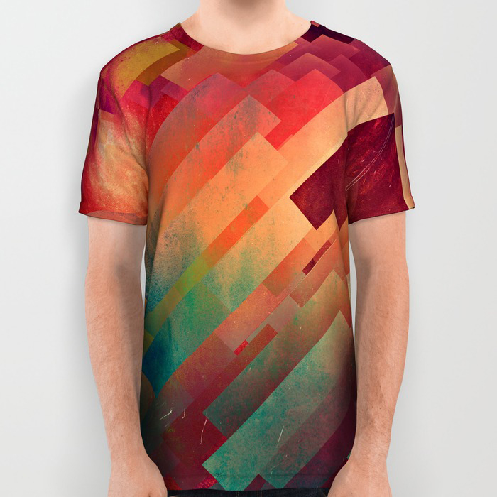 FWX WEAR ART ON YOUR SLEEVES SLYB YNVYRTZ SHIRT