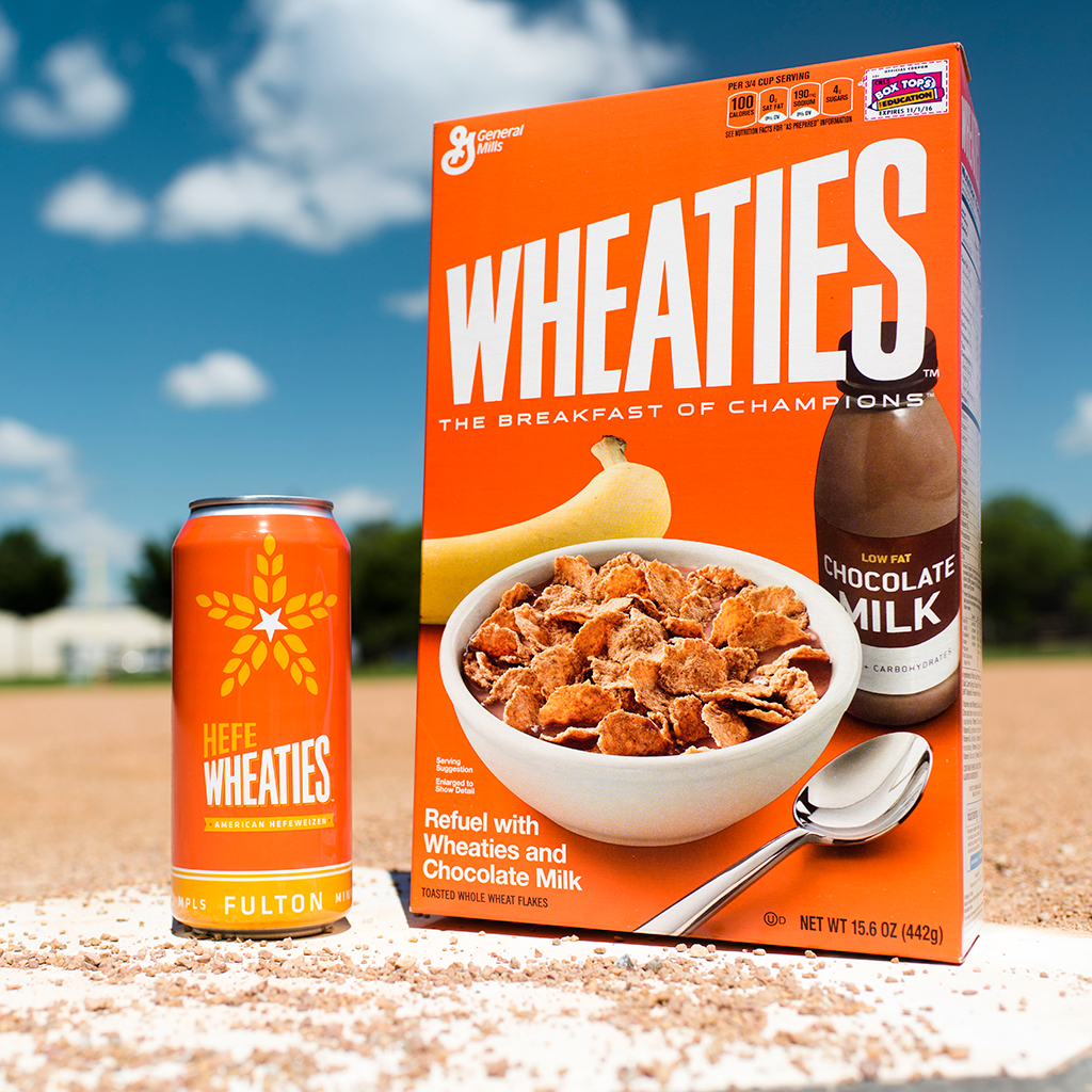 Wheaties Cereal Now Has Its Own Beer