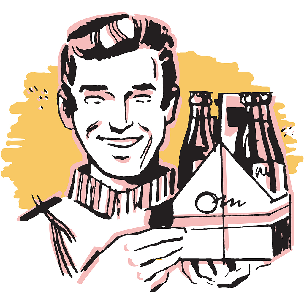 FWX WHO INVENTED THE 6 PACK