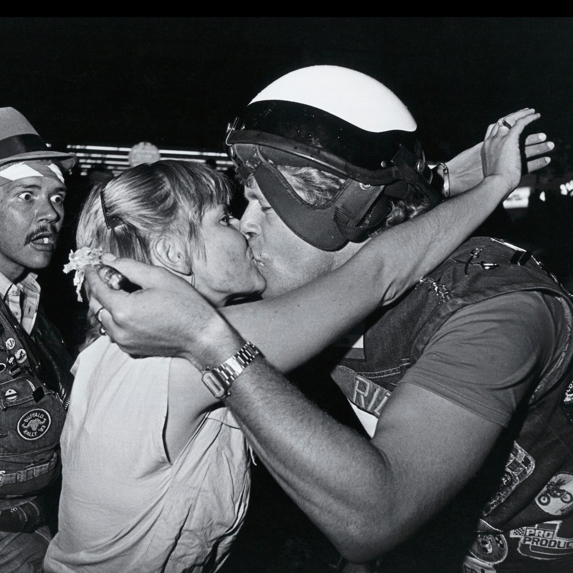 Why We Kiss on New Year's Eve