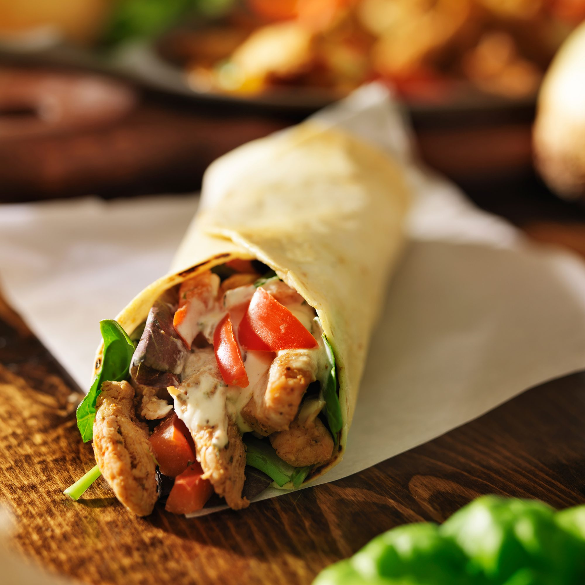 FWX WRAPS ARENT THAT GOOD FOR YOU