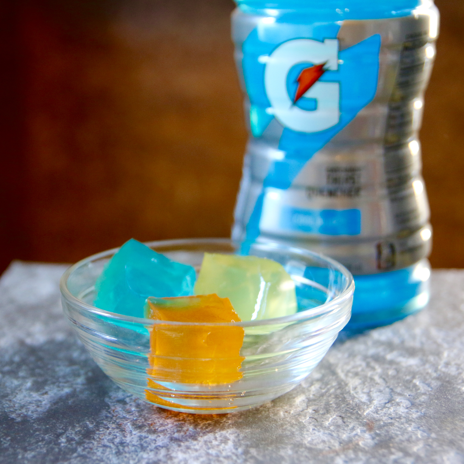 Win Your Super Bowl Party With Gatorade Jell-O Shots