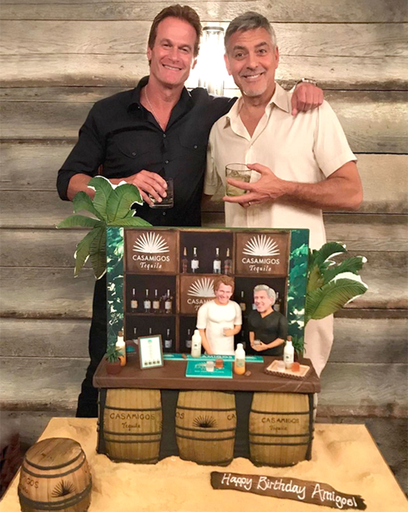 George Clooney and Rande Gerber Sell Casamigos Tequila for $1 Billion
