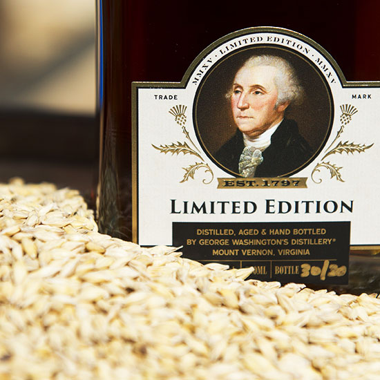 George Washington, Whiskey Tycoon