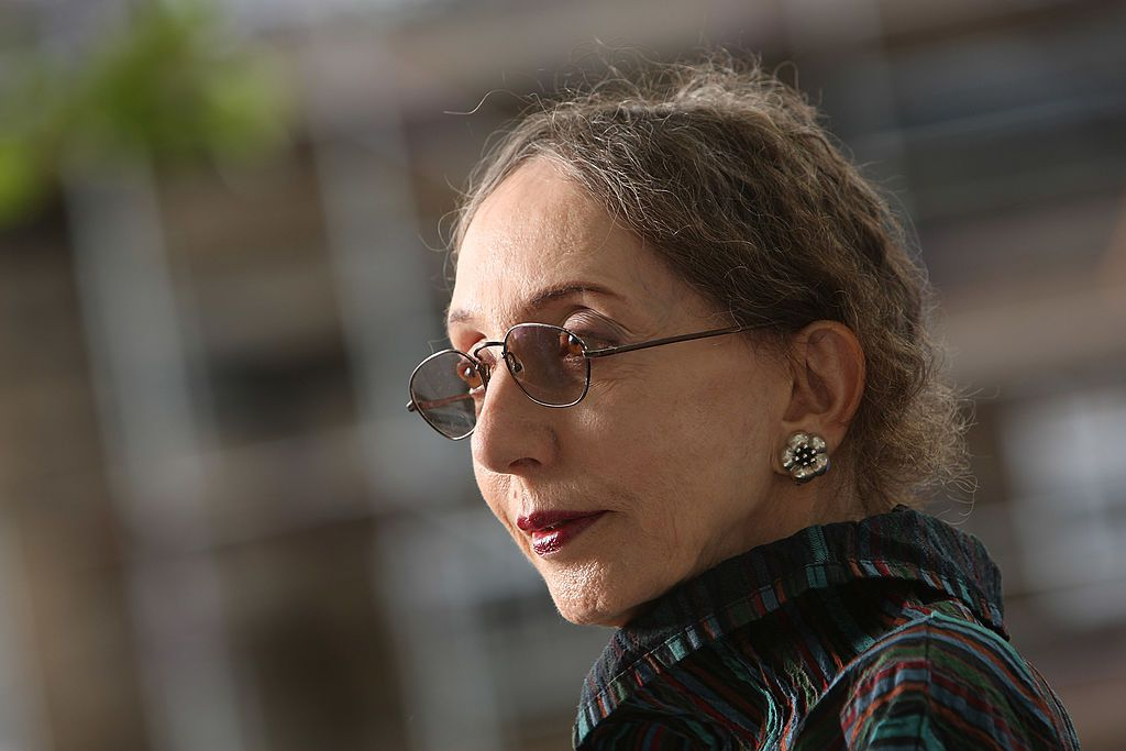 How Joyce Carol Oates Does Breakfast