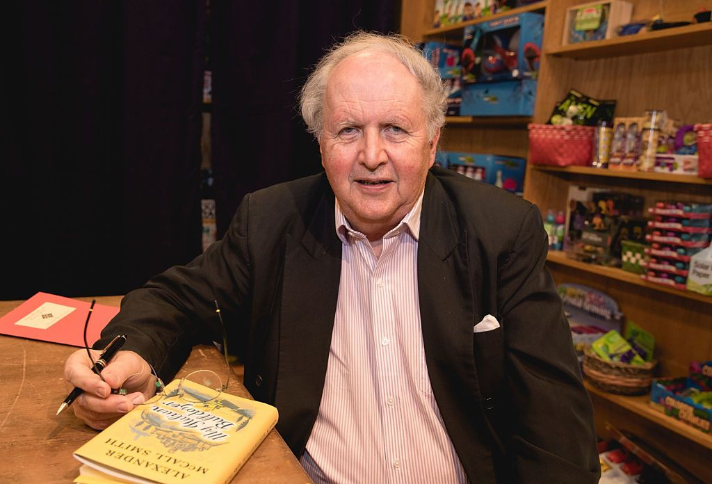 How Alexander McCall Smith Does Breakfast