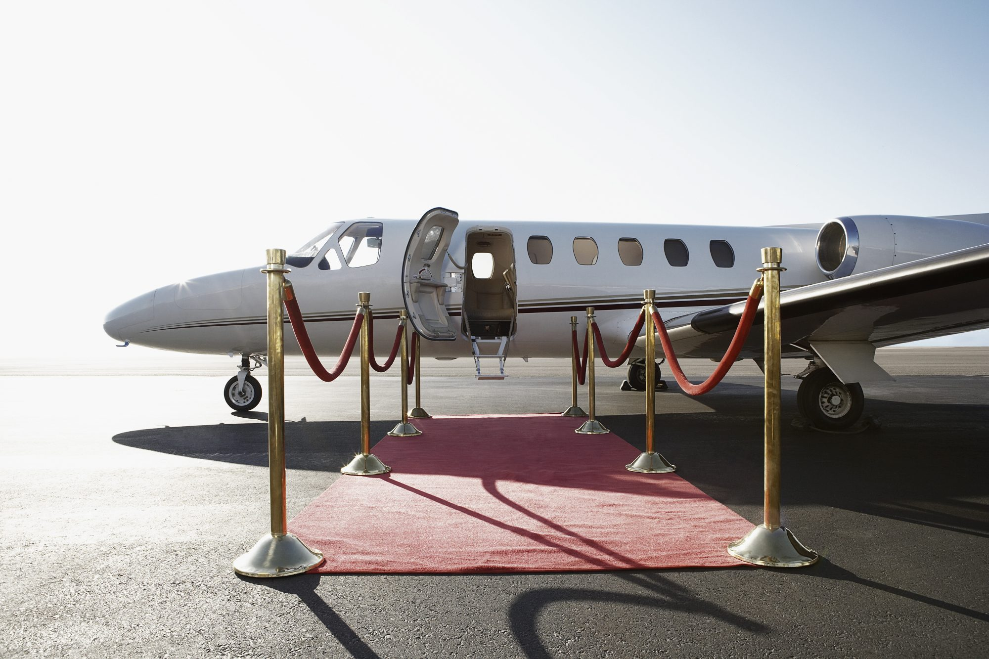 This New Private Jet Service Lets You Take Unlimited Flights in Europe