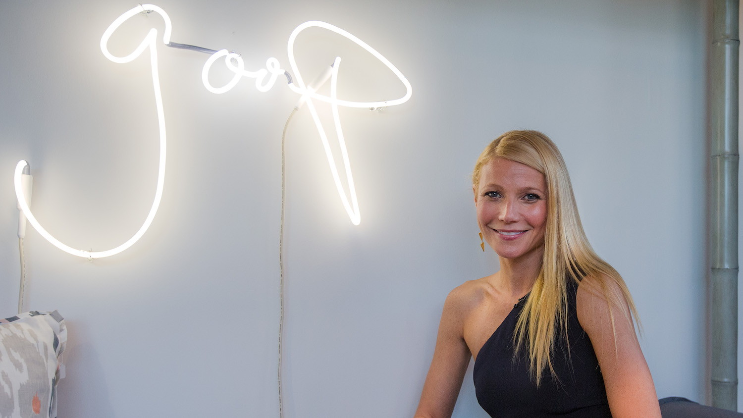 Gwyneth Paltrow's goop pop-up shop