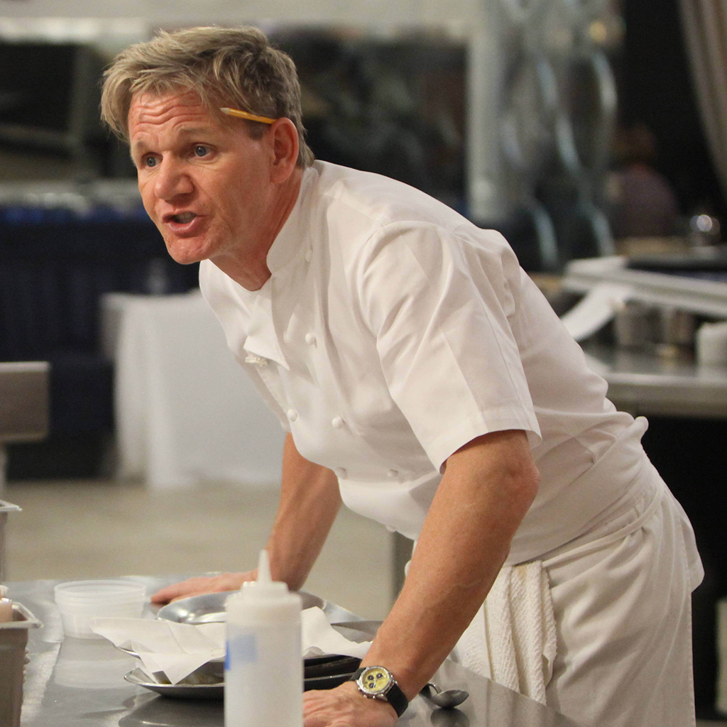 Gordon Ramsay Only Chef On Forbes' Highest-Paid