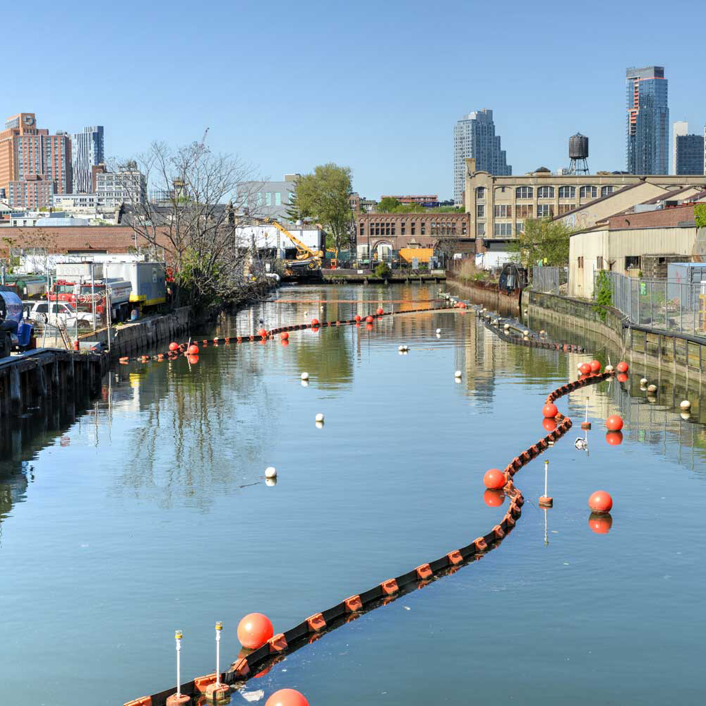 It's Now Safe to Eat (Some) Fish From This Famously Polluted Brooklyn Canal