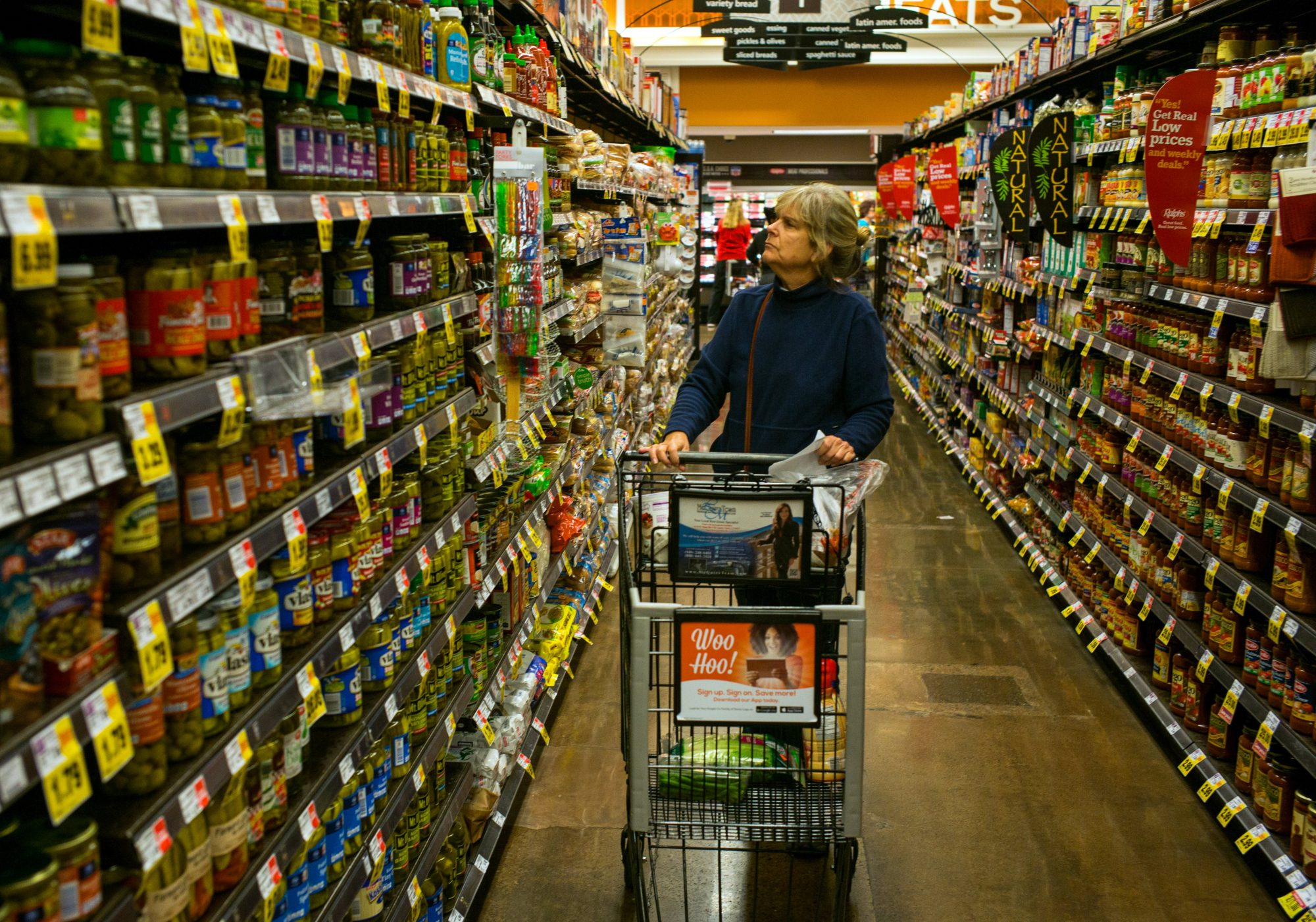 Supermarkets Keep Slashing Prices and It's Not Working