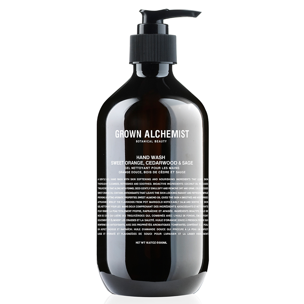 Mother's Day Gifts, Grown Alchemist wash, hand, hand wash