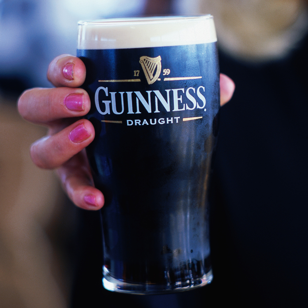 GUINNESS RECIPE PAIRING FWX