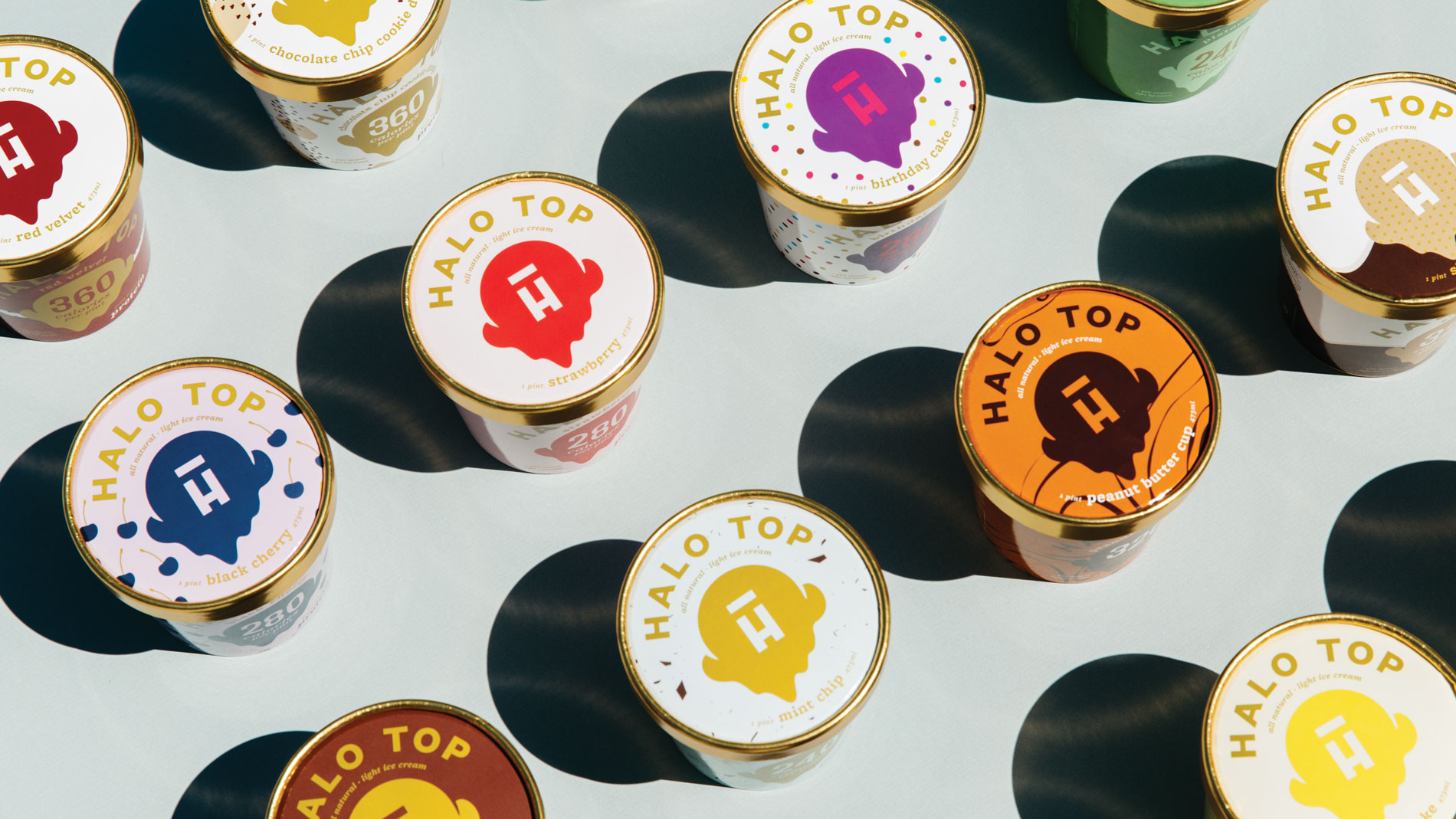 Everything You Need to Know About Halo Top, America's New Favorite Healthy Ice Cream