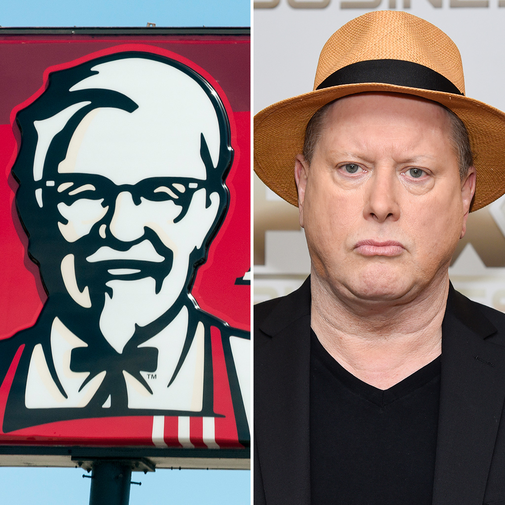 Darrell Hammond Really Wanted to Be Your Colonel Sanders