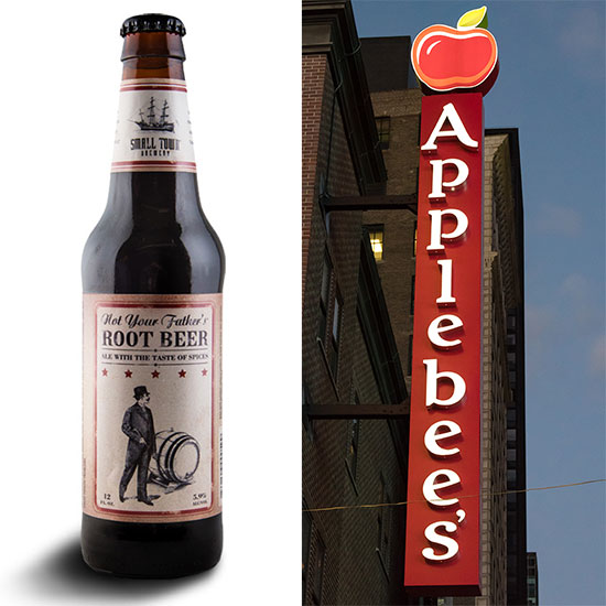 HARD ROOT BEER APPLEBEES FWX