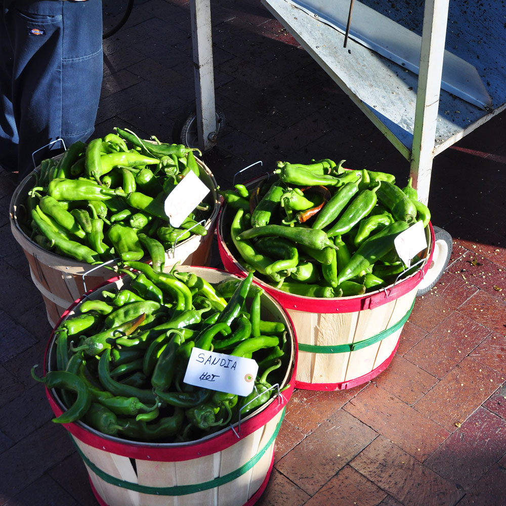 5 Things You Didn't Know About Hatch Chiles