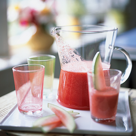 Watermelon-Lime Frozen Agua Fresca