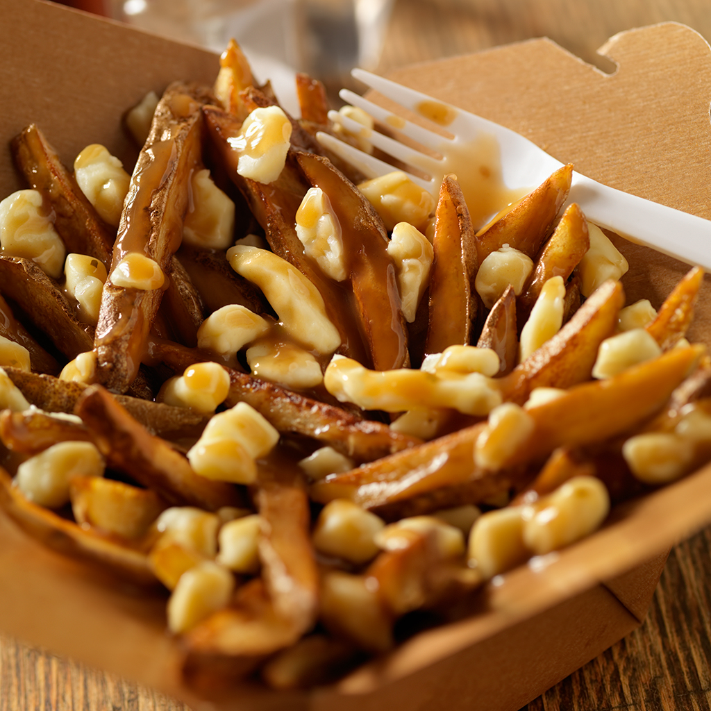 HISTORY OF POUTINE FWX