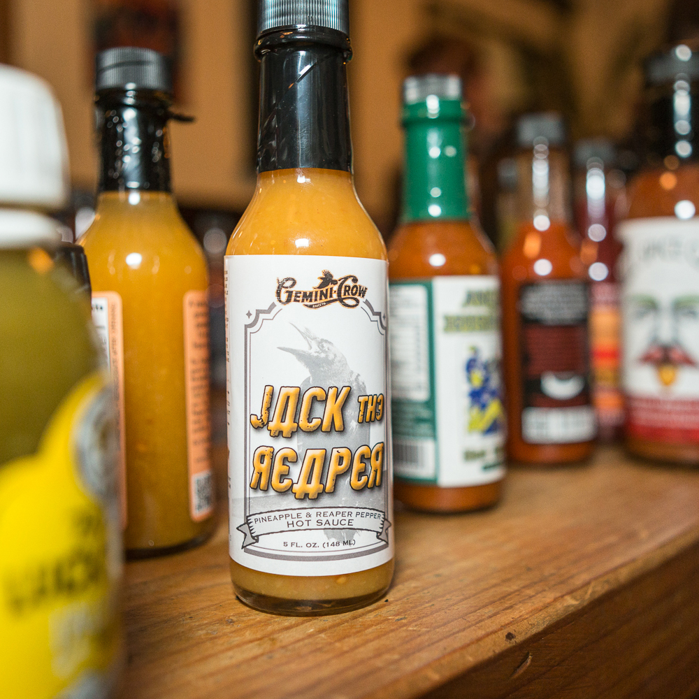 Inside the Preparations for New York's Hot Sauce Expo