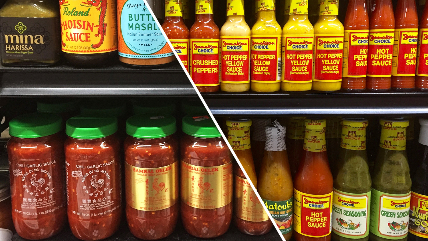 how to choose hot sauce in bodega