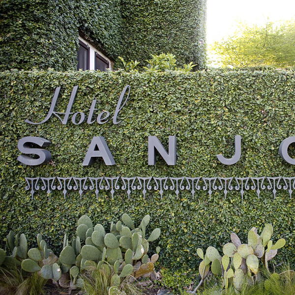 Austin, Texas Save:  San Jose Hotel