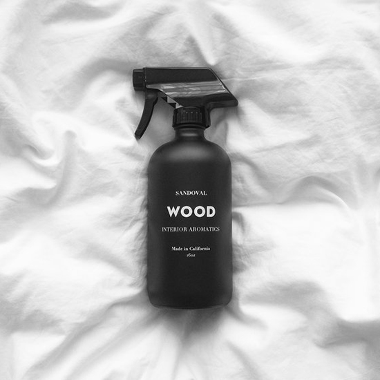 sandoval wood spray