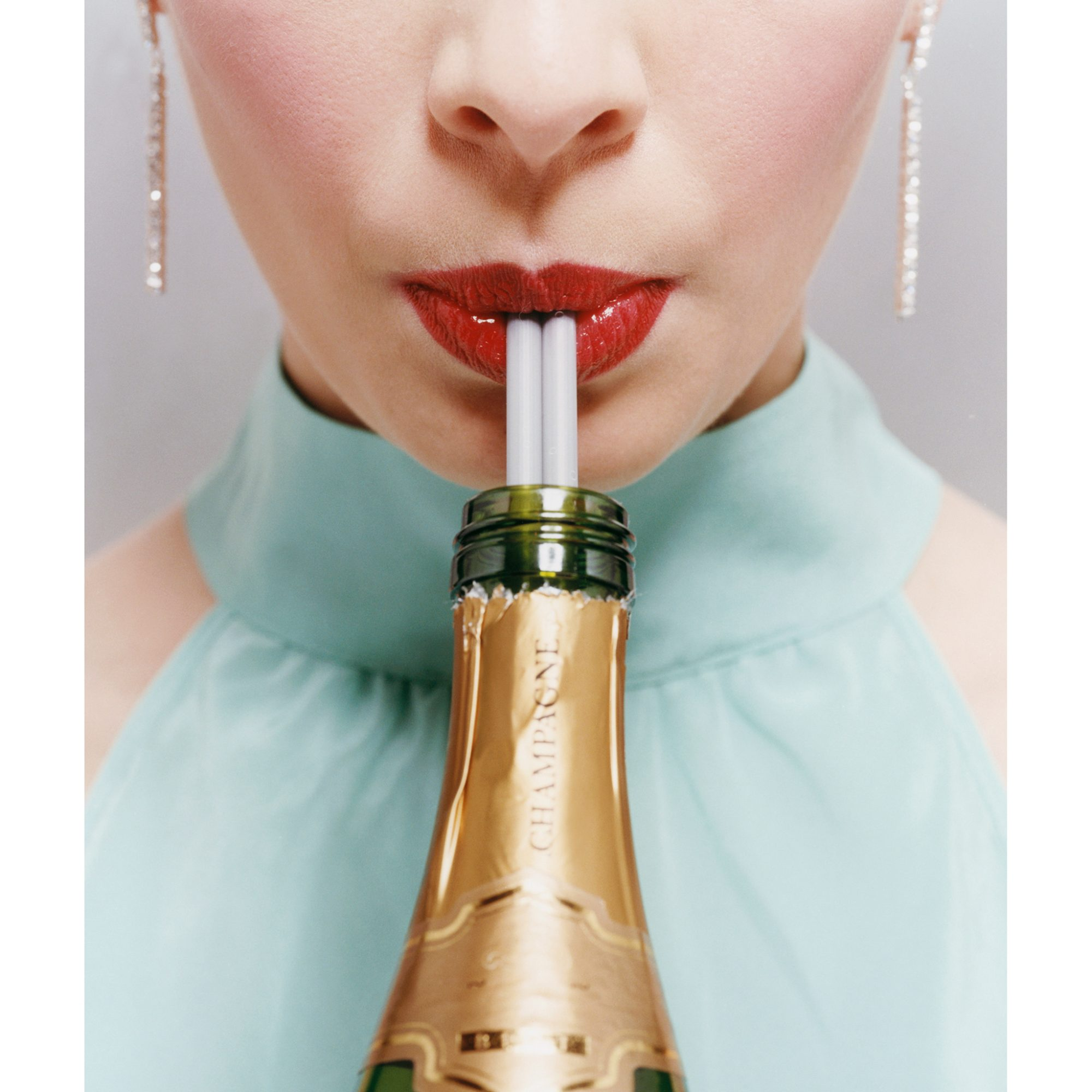 The Genius Trick for Keeping a Bottle of Champagne from Going Flat ...