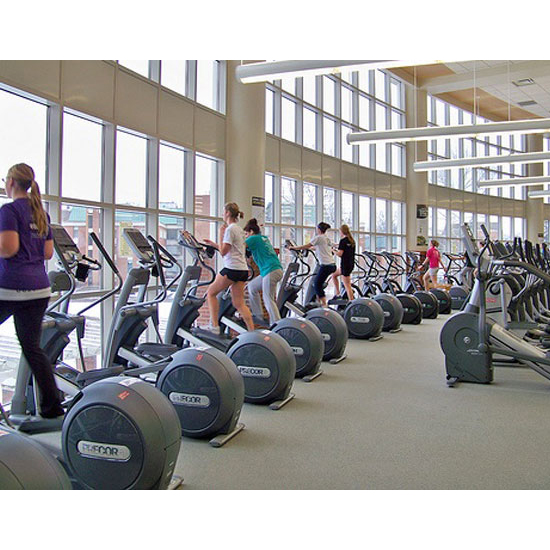 You're Chained to the Elliptical