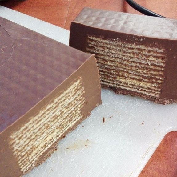 HOW TO MAKE A GIANT KIT KAT FWX