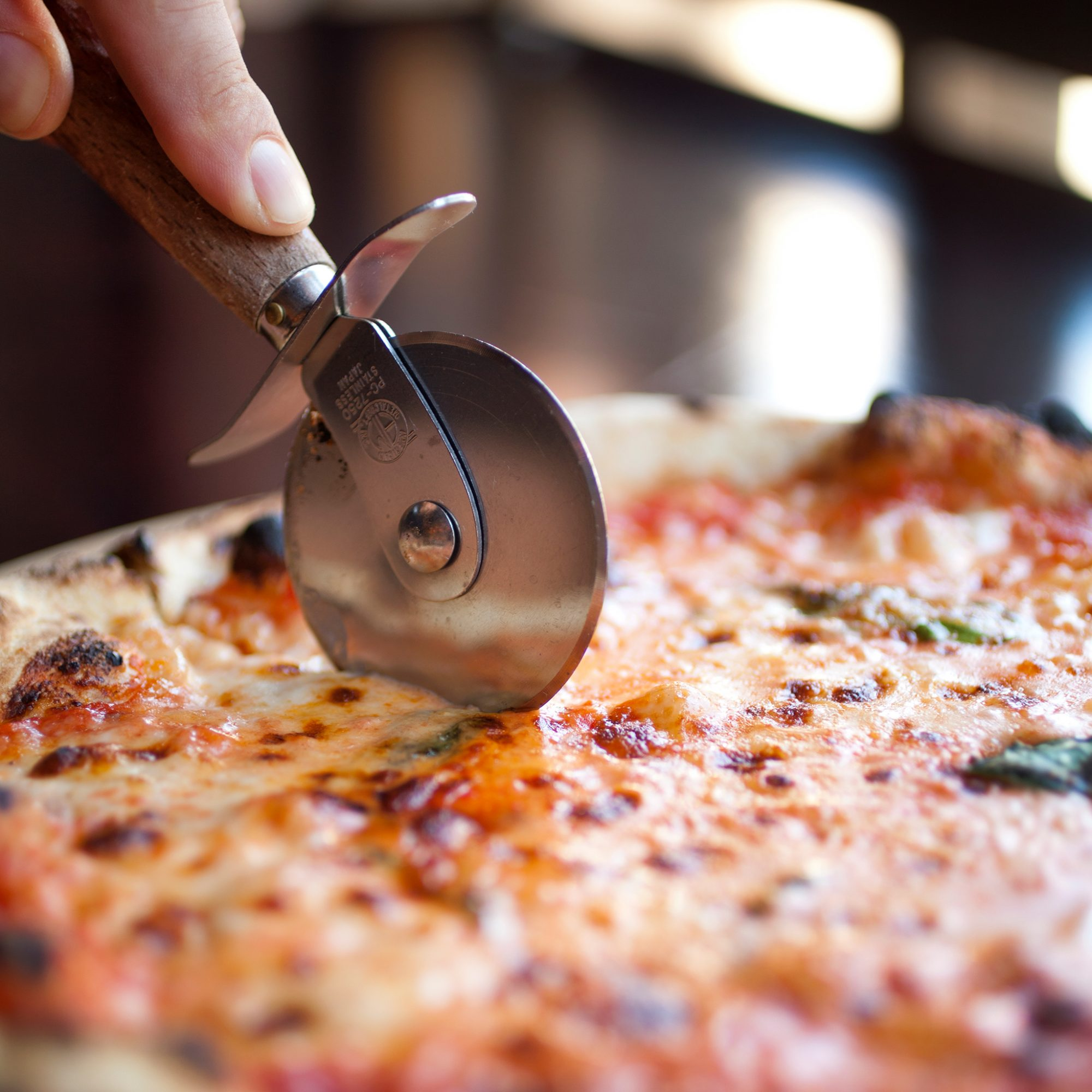 HOW TO MATHEMATICALLY CUT A PIZZA FWX 1