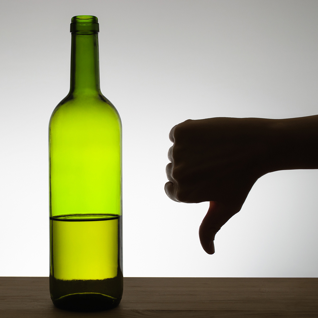 HOW TO TELL IF WINES GONE BAD FWX