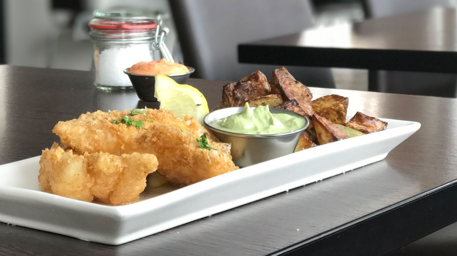 Why are icelandic fish and chips different than all other for Icelandic fish and chips