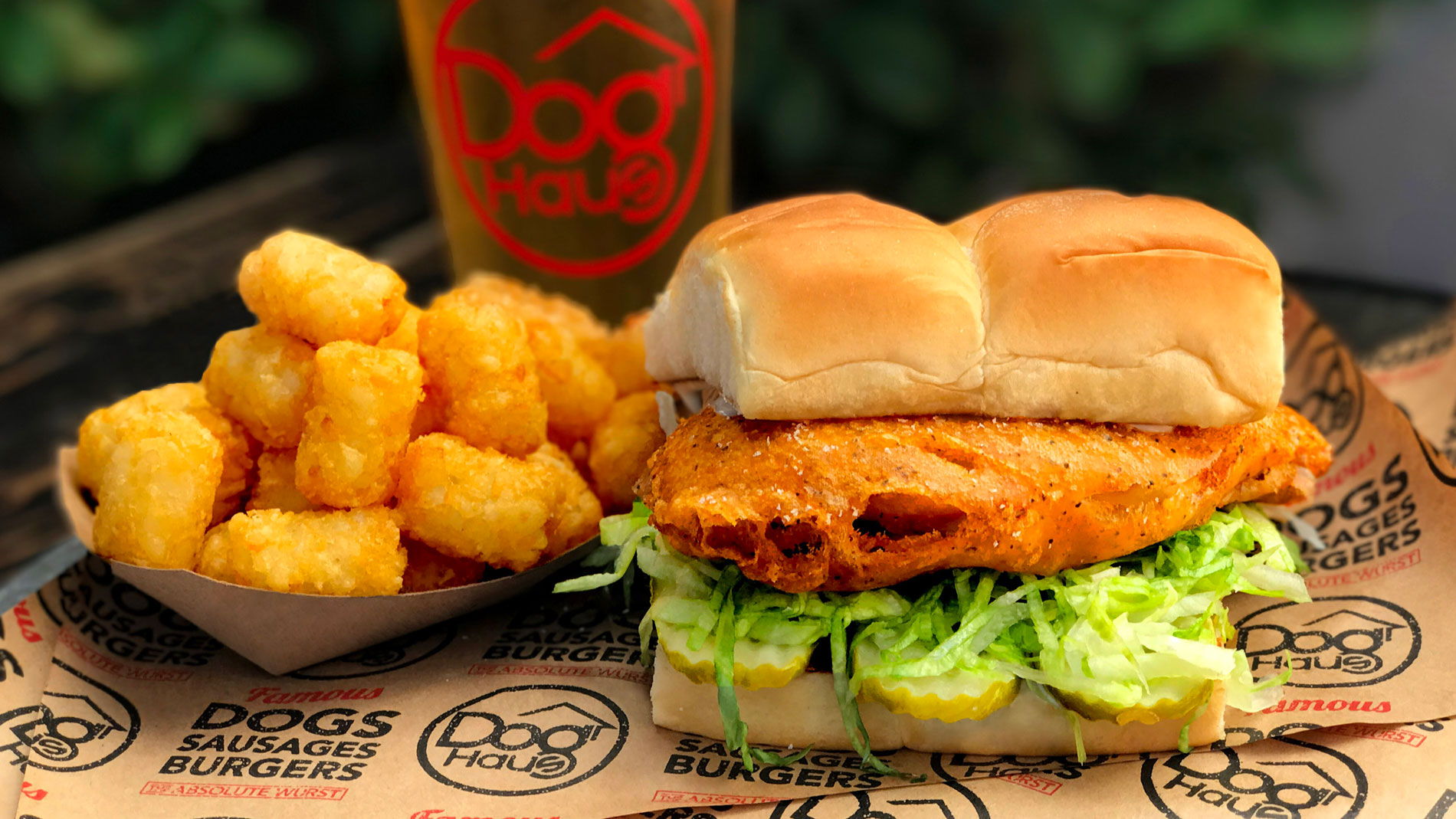 Los Angeles Has a New Fried Chicken Sandwich You Have to Try