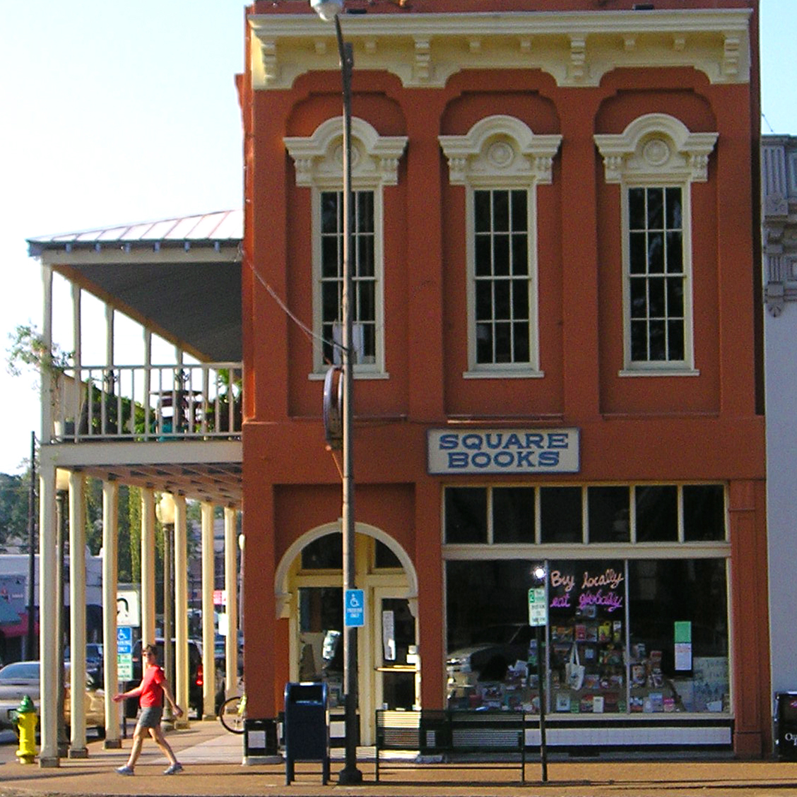 Square Books, Oxford MS
