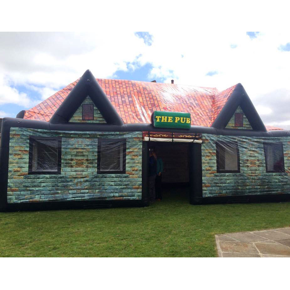 you can buy one of those inflatable pubs for your very own food