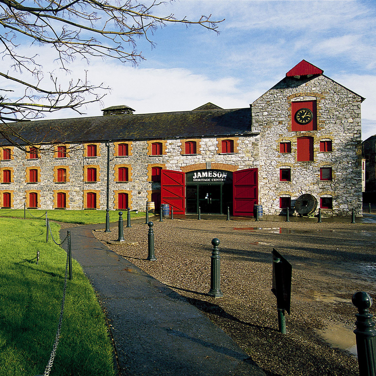 Jameson Factory, Ireland